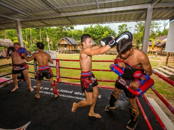 BULL MUAY THAI (Thai Boxing Training Camp in Krabi Thailand)