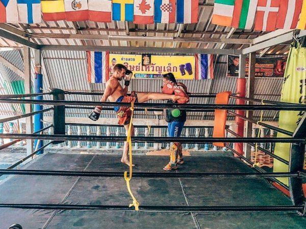 Sit Tawanlek Muay Thai Gym