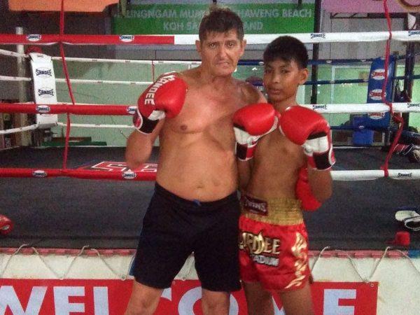 Taling Ngam Muay Thai Chaweng