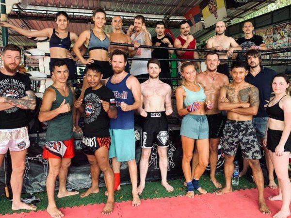 Tom Muay Thai