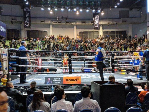 New Lumpinee Boxing Stadium