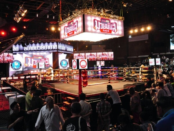 Rangsit Boxing Stadium