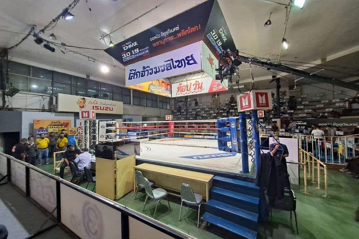 Siam Boxing Stadium - Thailand - Thai Boxing
