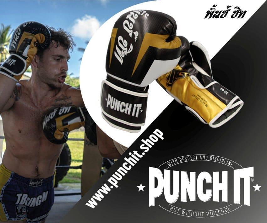 Punch it R1-Elite Effort Boxing Gloves